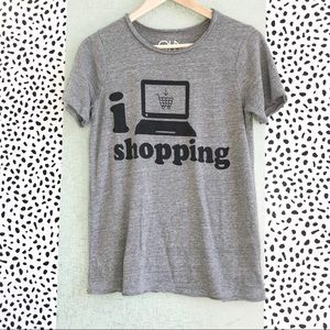 Chaser | I Cart Shopping Graphic Tee